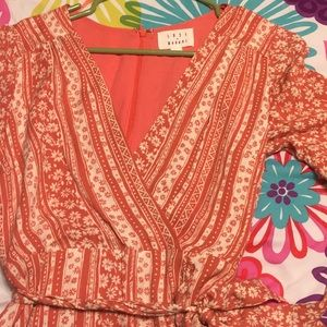 Lost and Wander dress size small